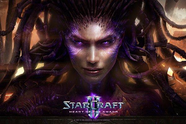 StarCraftIIgame