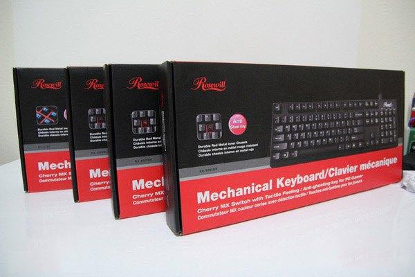 rosewill-mechanical-keyboard-box