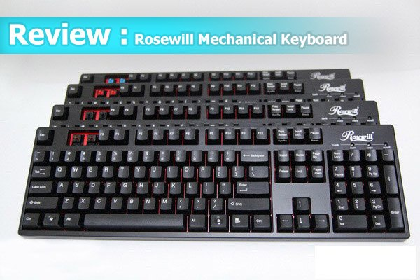 review-rosewill-mechanical-keyboard