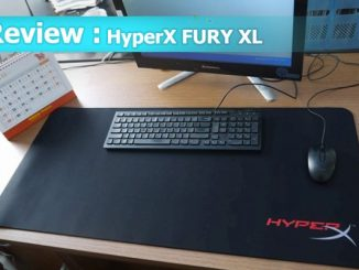 HyperX FURY XL KEYBOARD review