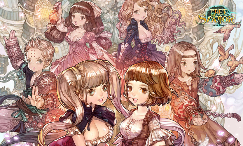 Tree of Savior award game