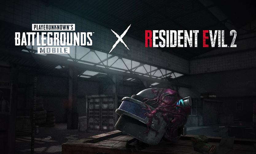 PUBG ResidentEvil2 Zombie Mode